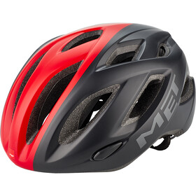 MET Idolo Casque, black/red